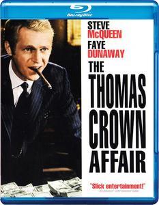 The Thomas Crown Affair (1968) [REMASTERED]