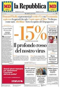 la Repubblica - 22 Aprile 2020
