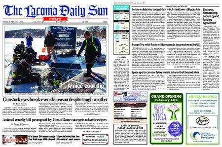 The Laconia Daily Sun – February 08, 2018