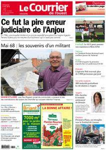 Le Courrier de l'Ouest Angers - 06 mai 2018