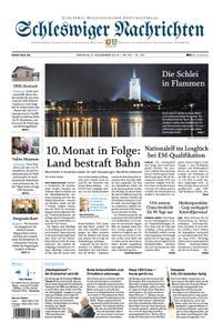 Schleswiger Nachrichten - 03. Dezember 2018