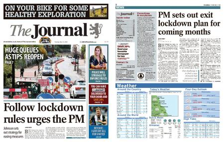 The Journal – May 12, 2020