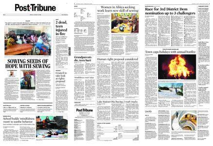 Post-Tribune – January 22, 2018