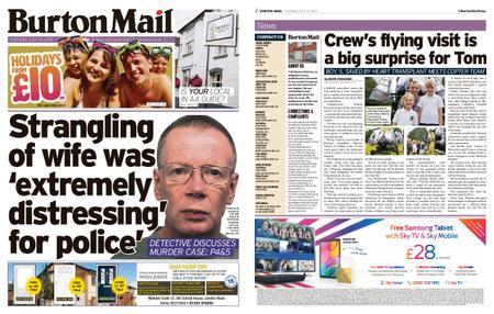 Burton Mail – July 16, 2019
