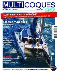 Multicoques Le Magazine - avril/mai 2019