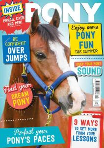 Pony Magazine - Issue 855 - September 2019