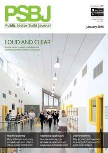 PSBJ/Public Sector Building Journal - January 2018