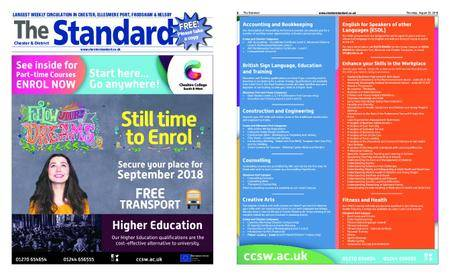 The Standard Chester & District – August 23, 2018