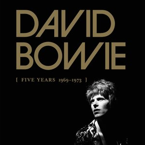 David Bowie - Five Years 1969-1973 (2015) [Official Digital Download] Combined RE-UP