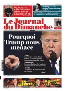 Le Journal du Dimanche - 11 novembre 2018