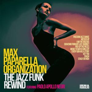 Max Paparella Organization - The Jazz Funk Rewind (2019)