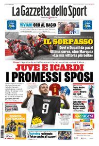 La Gazzetta dello Sport – 12 agosto 2019