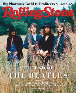 Rolling Stone USA - September 01, 2020