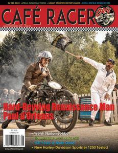 Café Racer - August-September 2021