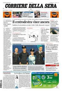 Corriere della Sera - 25 Marzo 2019