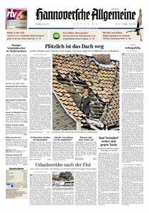 Hannoversche Allgemeine Zeitung - 30.07.2013