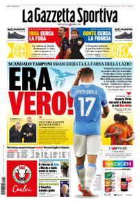 La Gazzetta dello Sport Sicilia – 08 novembre 2020