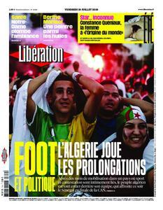 Libération - 19 juillet 2019
