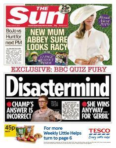 The Sun UK - 21 June 2019