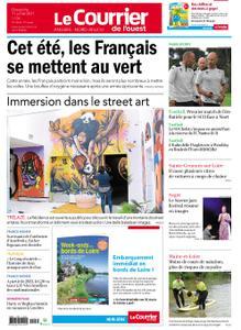 Le Courrier de l'Ouest Angers – 11 juillet 2021