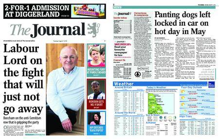 The Journal – August 07, 2018
