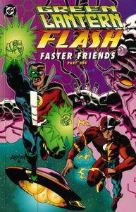 Flash 1997-09 Flash-Green Lantern - Faster Friends 001