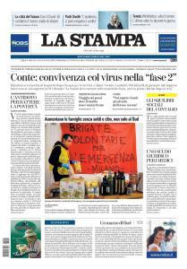 La Stampa Torino Provincia e Canavese - 2 Aprile 2020