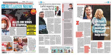 Het Laatste Nieuws Ring-Brussel – 24 januari 2020