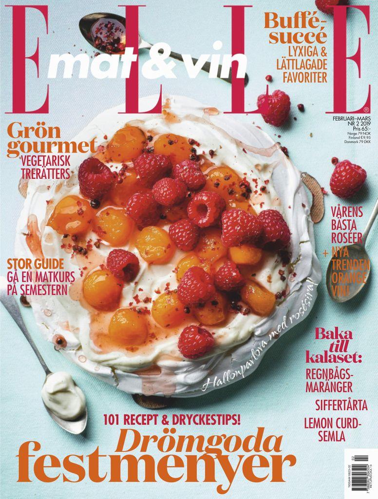 Elle Mat & Vin – februari 2019