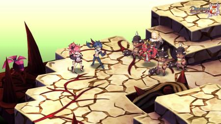 DISGAEA 5: ALLIANCE OF VENGEANCE (2015)
