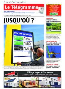 Le Télégramme Ouest Cornouaille – 07 mai 2019