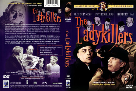 The Ladykillers (1955) [Re-Up]