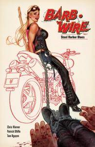 Barb Wire v2 Book 01 - Steel Harbor Blues 2016 digital