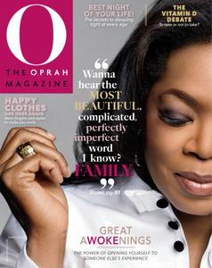 O, The Oprah Magazine - March 2019