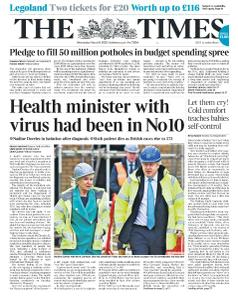 The Times - 11 March 2020