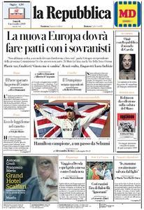 la Repubblica - 4 Novembre 2019