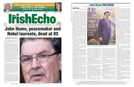 The Irish Echo – August 05, 2020