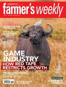 Farmer's Weekly - 01 December 2017