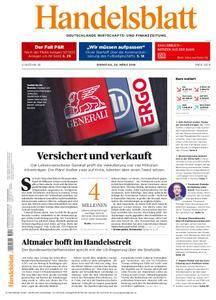 Handelsblatt - 20. März 2018