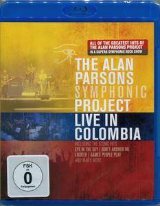 The Alan Parsons Symphonic Project - Live In Colombia (2016) {Blu-ray} Re-Up