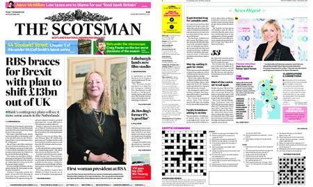 The Scotsman – December 07, 2018