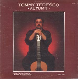 Tommy Tedesco - Autumn (1978) [Vinyl Rip 24/192]