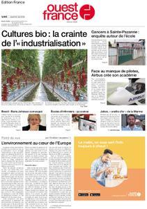 Ouest-France Édition France – 30 mai 2019