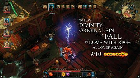 Divinity original sin enhanced edition (2015)