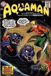 Aquaman v1 20