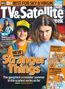 TV & Satellite Week - 29 June 2019