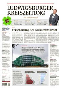 Ludwigsburger Kreiszeitung LKZ - 20 März 2021