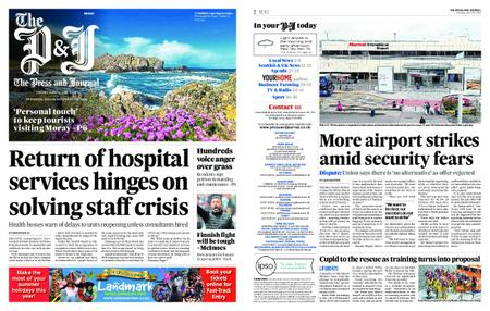 The Press and Journal Moray – June 25, 2019