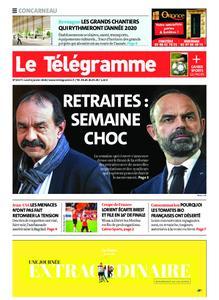 Le Télégramme Concarneau – 06 janvier 2020