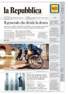 la Repubblica - 28 Novembre 2017